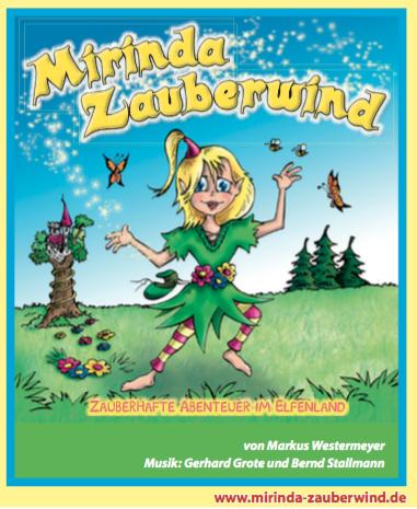 Musical Mirinda Zauberwind