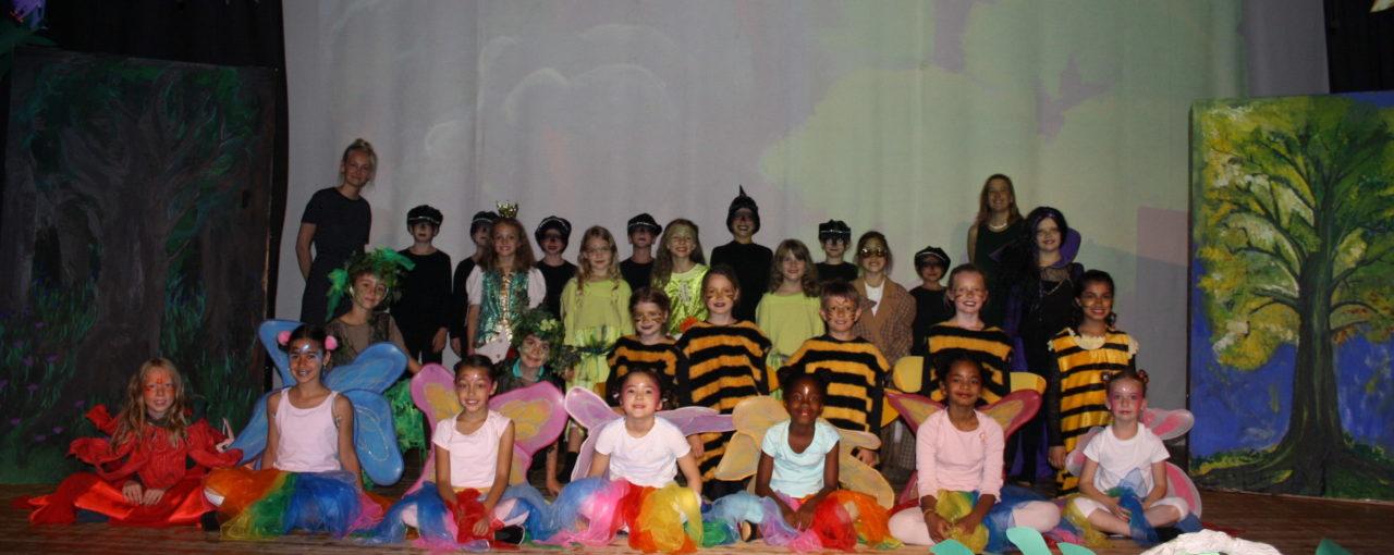 """Das Musical """"Mirinda Zauberwind"""""""