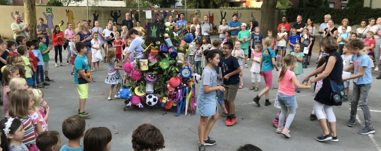 Lambertusfest an der Martin-Luther-Schule