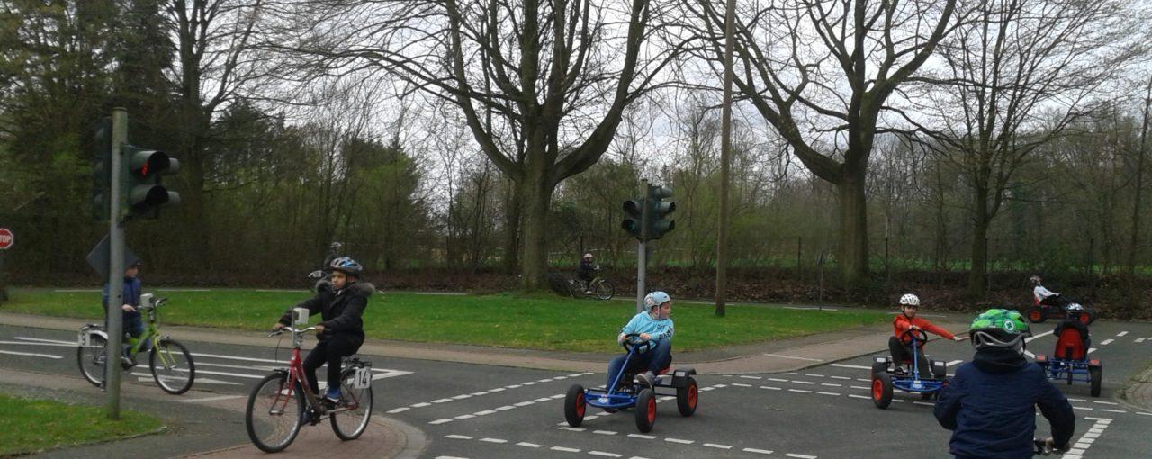 Auf dem Fahrrad sicher durch Münster!